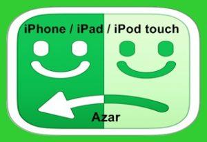 azar iphone
