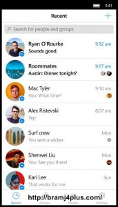 messenger-windows-phone-mobile